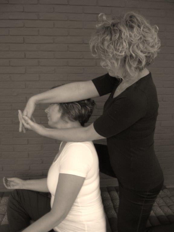Massage en yoga ontspannen en bewegen
